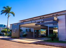 Hotel Pousada da Serra, hotel em Maracaju
