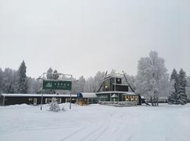 Hotel Yöpuu, hotel in Kemi