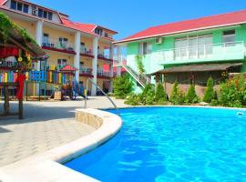 Отель Paradise, отель в Железном Порту
