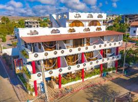 Royal Galápagos Inn, hotel em Puerto Baquerizo Moreno