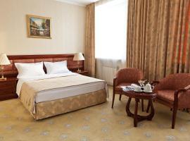 Grand Hall Hotel, hotel in Yekaterinburg