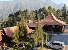 Bawangan Bromo Hotel & Resto, hotel in Bromo