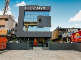 Hotel The Onyx, hotel near Dr. Babasaheb Ambedkar International Airport - NAG,