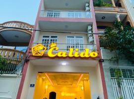 Calido Hotel Vung Tau, hotel in Xã Thang Tam