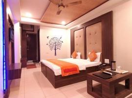 Hotel Gagan Suite, hotel in Kānpur