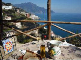 Villa Rina, hotel near Amalfi Harbour, Amalfi