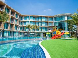 Elmas Cha Am Design Hotel, hotel in Cha Am