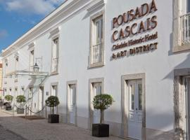 Pestana Cidadela Cascais - Pousada & Art District, hotel en Cascais
