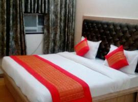 HOTEL Deluxe LUCKNOW, hotel near Chaudhary Charan Singh International Airport - LKO, Lucknow