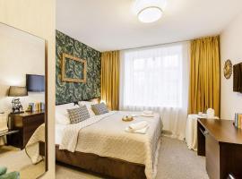 Bohema, Tubinas Hotels, отель в Клайпеде