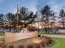 Tamarack Wisconsin Dells, a Ramada by Wyndham, resort in Wisconsin Dells