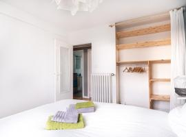 La Canopée - Plage - Echappée mer - 6 personnes, apartment in Le Havre