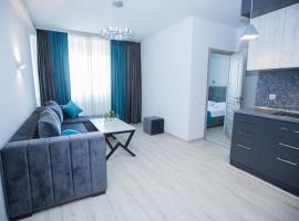 Hotel-apartments in Yerevan, отель в Ереване