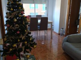 Habitación cercana a Ruzafa, bed and breakfast en Valencia