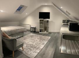 Aden House Apartments, apartment in Luton