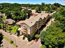 Hotel Sky Ville Canela, hotel in Canela