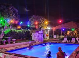 Bonito HI Hostel Suites, hotel in Bonito