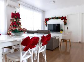 SANTA CLAUS 2 - Centro de Gramado, apartamento em Gramado