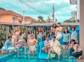 Pattaya Pool Villa ค็อทเทจในหาดจอมเทียน