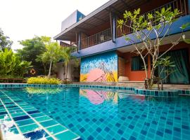 Jane Homestay and Resort, Phuket, Chalong-Rawai, hotel near Chalong Pier, Phuket