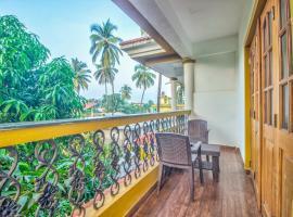 Baga Beach Residency, отель в Баге