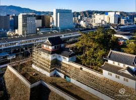 Daiwa Roynet Hotel Fukuyama Ekimae, hotel in Fukuyama