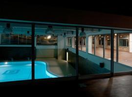 Little Britain ApartHotel SAUNA&DAILY SPA HEN&STAG DO, apartmánový hotel v Krakove
