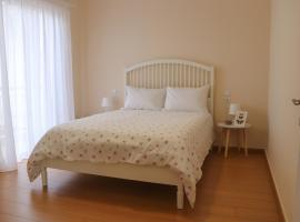 ☆Minimal 6 floor Apartment in the Center of Patras, self catering accommodation in Patra
