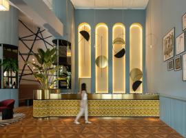 AMI Suites, hotel near Federal Territory Mosque, Kuala Lumpur