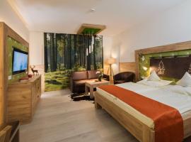 Wellnesshotel Tanne, hotel in Baiersbronn