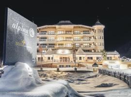 Traumhotel Alpina - Yoga & Ayurveda, hotel in Gerlos
