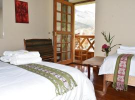 Apu Lodge, inn in Ollantaytambo