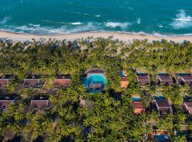 Le Belhamy Beach Resort & Spa, Hoi An, family hotel in Hoi An