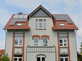 Ferienwohnung Woldemar, hotel near Train Station Detmold, Detmold