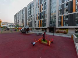 2 ком.квартира, hotel in Almaty