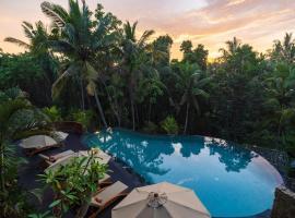 Adiwana Unagi Suites, resort in Ubud