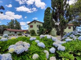 Casa da Paz Hostel & Suítes, hotel em Gramado