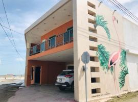 Hotel Mercy Inn´s, hotel in Río Lagartos
