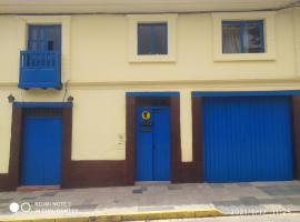 Hospedaje Puñuna Wasi, hostel in Cusco