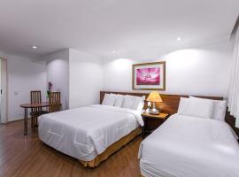 Dan Inn Curitiba, hotel in Curitiba