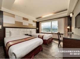 Fish Hotel Taitung, hotel in Taitung City
