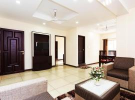 K V Rooms, hotel in Cochin