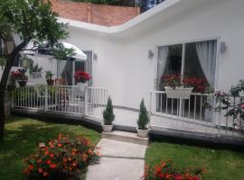 Homestay cafe Mộc Lan, pet-friendly hotel in Da Lat