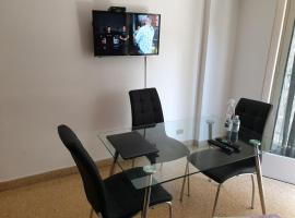 Excelente departamento a tres cuadras del mar, hotel en Mar del Plata