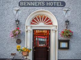Dingle Benners Hotel, hotel in Dingle