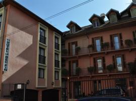 Au Bec Fin Hôtel, hôtel à Aix-les-Bains