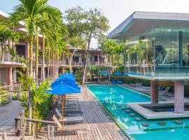 Sai Kaew Beach Resort, boutique hotel in Ko Samed