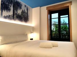 Alameda Rooms Santiago, hotel en Santiago de Compostela