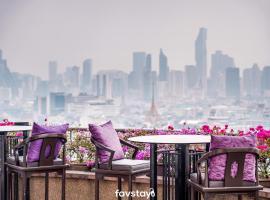 Grand China Bangkok Suite and Residence, hotel u Bangkoku