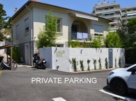 Villa Etoile Cannes, boutique hotel in Cannes